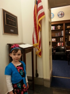 At Rep. Meadows Office