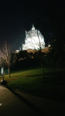 Midnight Spiritual Heritage tour of Capitol