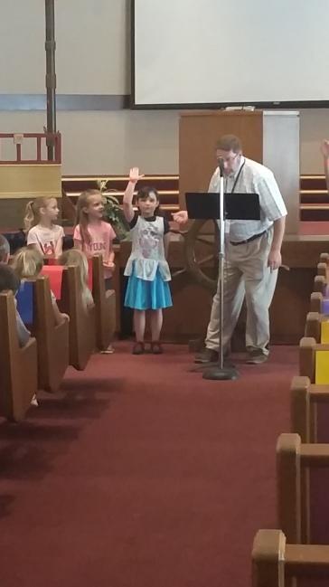 Chapel Bible Time